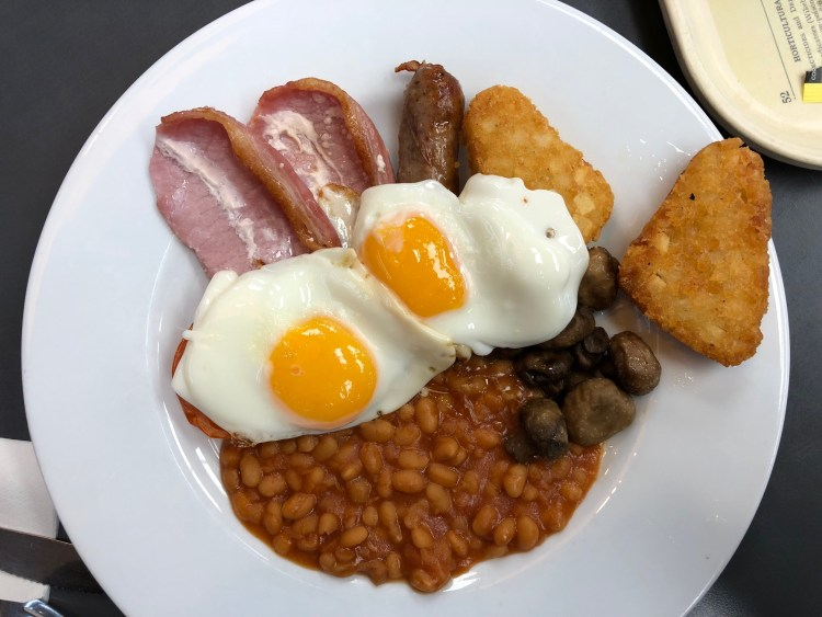 Notcutts Full English Breakfast