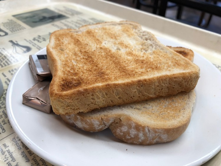Notcutts Toast