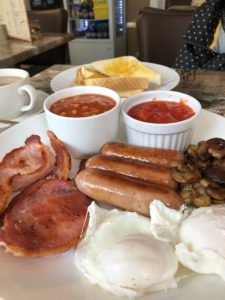 Bitter and Sweet - Full English Breakfast