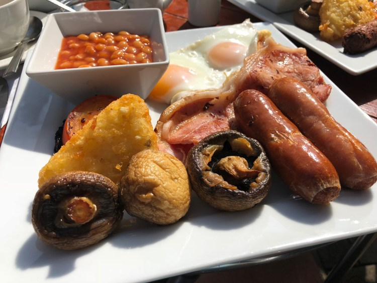 The Causeway Lichfield - Full English Breakfast2