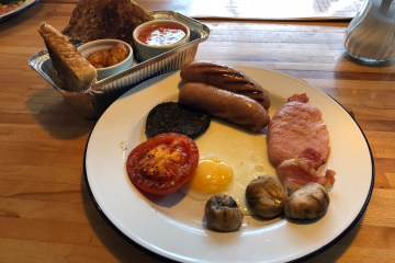 English Breakfast Co - Full English