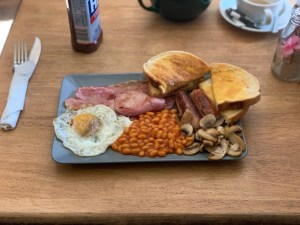 Tudor House Bakery - Tamworth - Full English v1