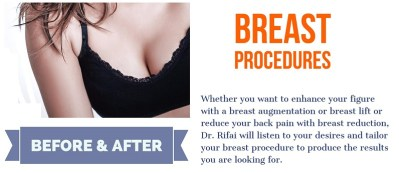 Breast Procedures Cosmetic Surgery