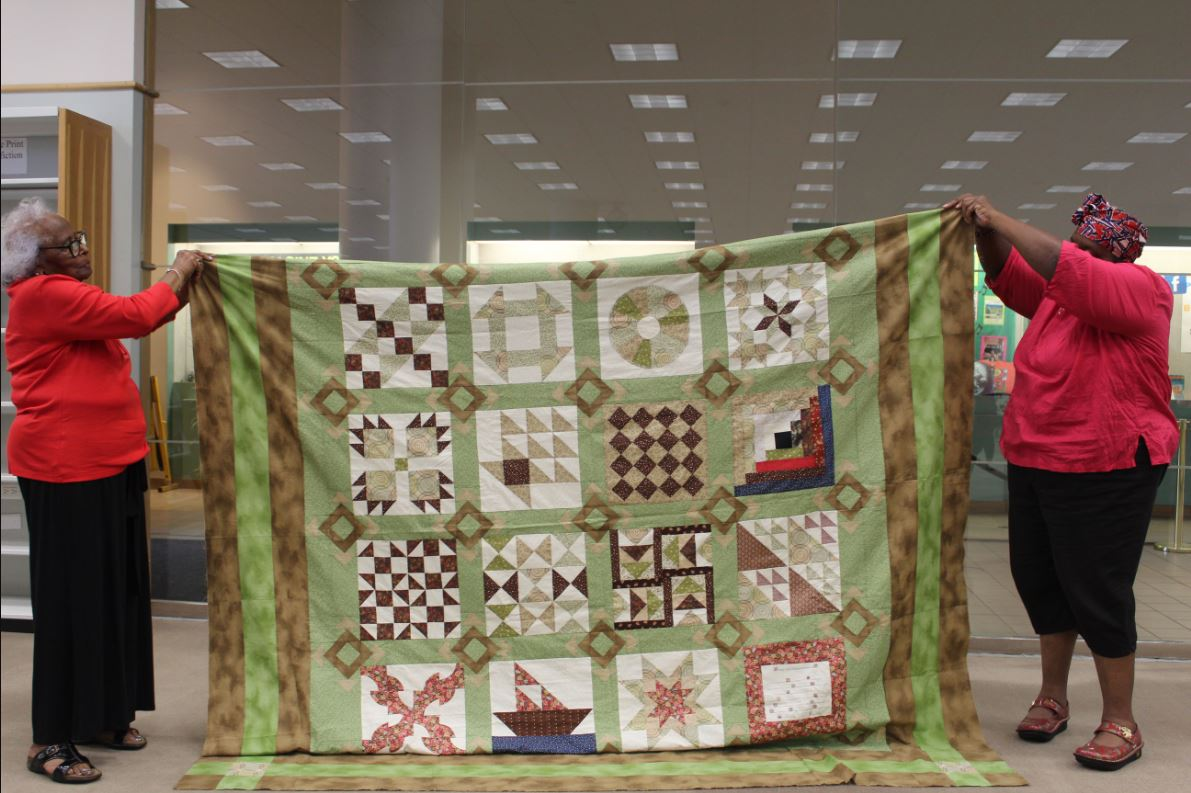 Underground Railroad Quilts Contained Codes That Led To