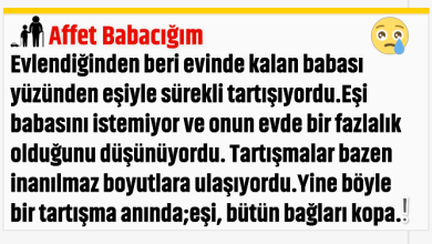 Photo of AFFET BENİ BABACIĞIM