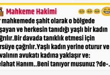Photo of Mahkeme Hakimi