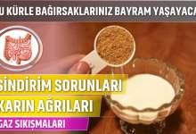 Photo of Bu Kürle Bağırsaklarınız Bayram Yaşayacak!