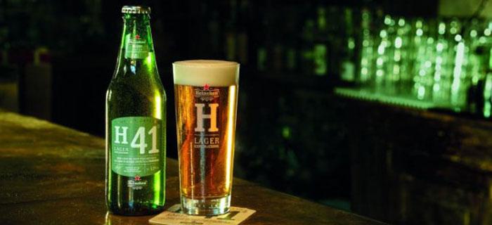 H41, l'Heineken con il lievito selvaggio della Patagonia