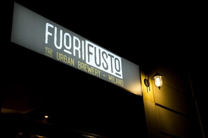 Fuorifusto Urban Brewery a Milano