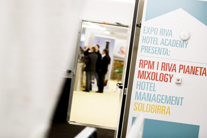 EXPO RIVA HOTEL ACADEMY: Cultura ed alta formazione!