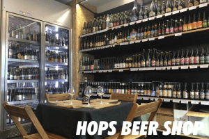 Hops Beer Shop Milano zona 1 Brera