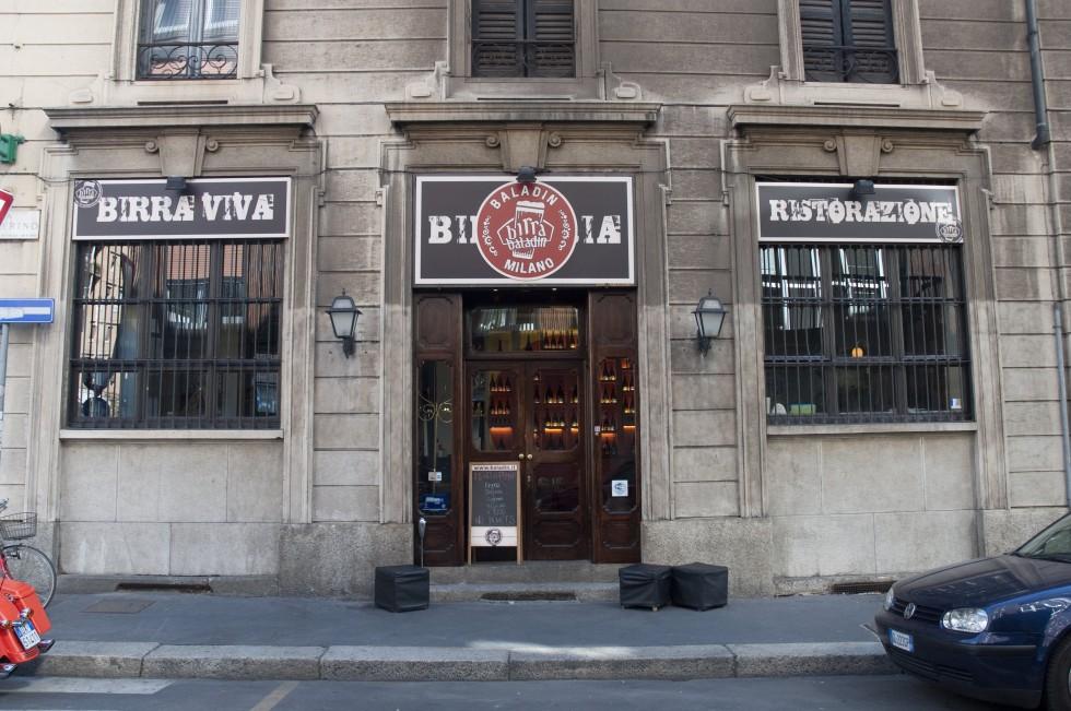 Baladin Birreria Milano Zona 1