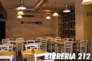 Birreria 212 Milano zona 2 Precotto