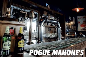 Pogue Mahone's Milano Zona 5