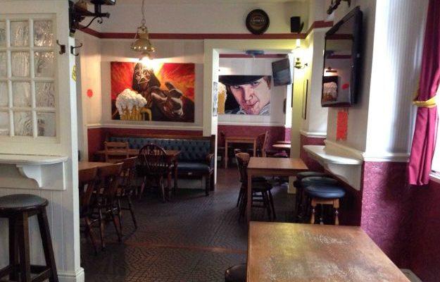 Scott Duff Pub Milano Zona 1