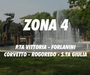 Zona 4 Milano Porta Vittoria Forlanini Corvetto Rogoredo Santa Giulia