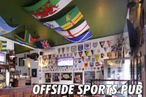 Offside Sports Pub Milano Zona 8 Cenisio