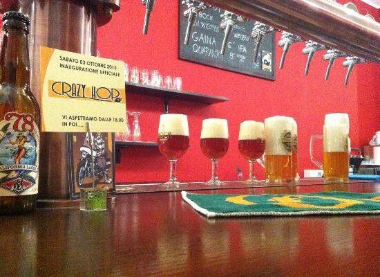 crazy hop milano baggio zona 7 birra artigianale
