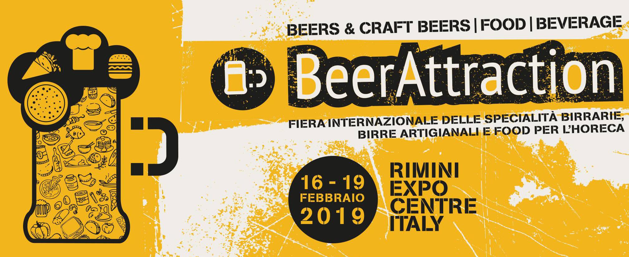 Beer Attraction 2019 Rimini Birrerie Milano 16 19 Febbraio