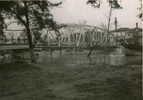 Eskiden Manavgat Köprüsü