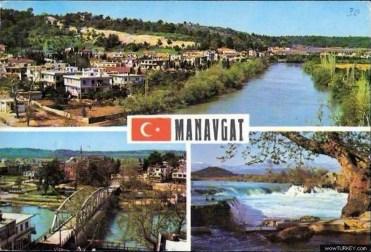 Manavgat Kartpostal