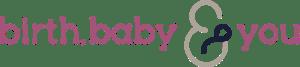 Birth, Baby & You Logo