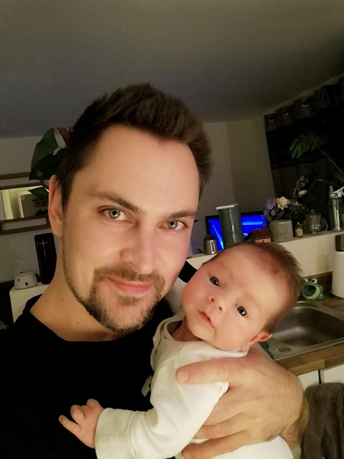 Gardiol & Baby Aiden