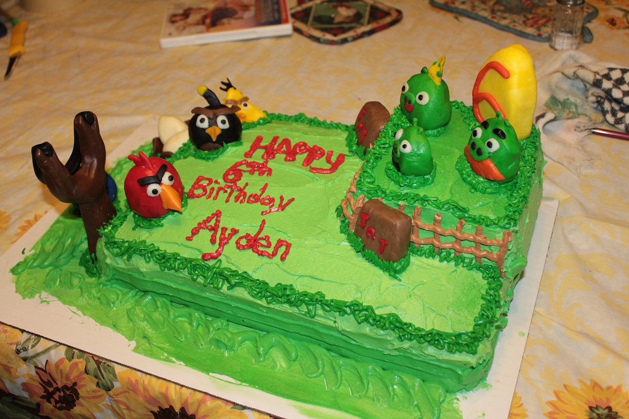 Angry Birds Party Ideas Kids Birthday Parties