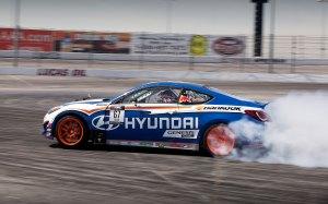 2013-Hyundai-Genesis-Coupe-left-side-Rhys-Millen-Racing-2012-Formula-Drift-2