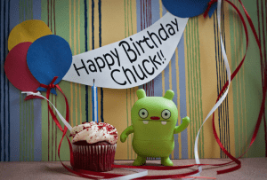 Happy Birthday Chuck