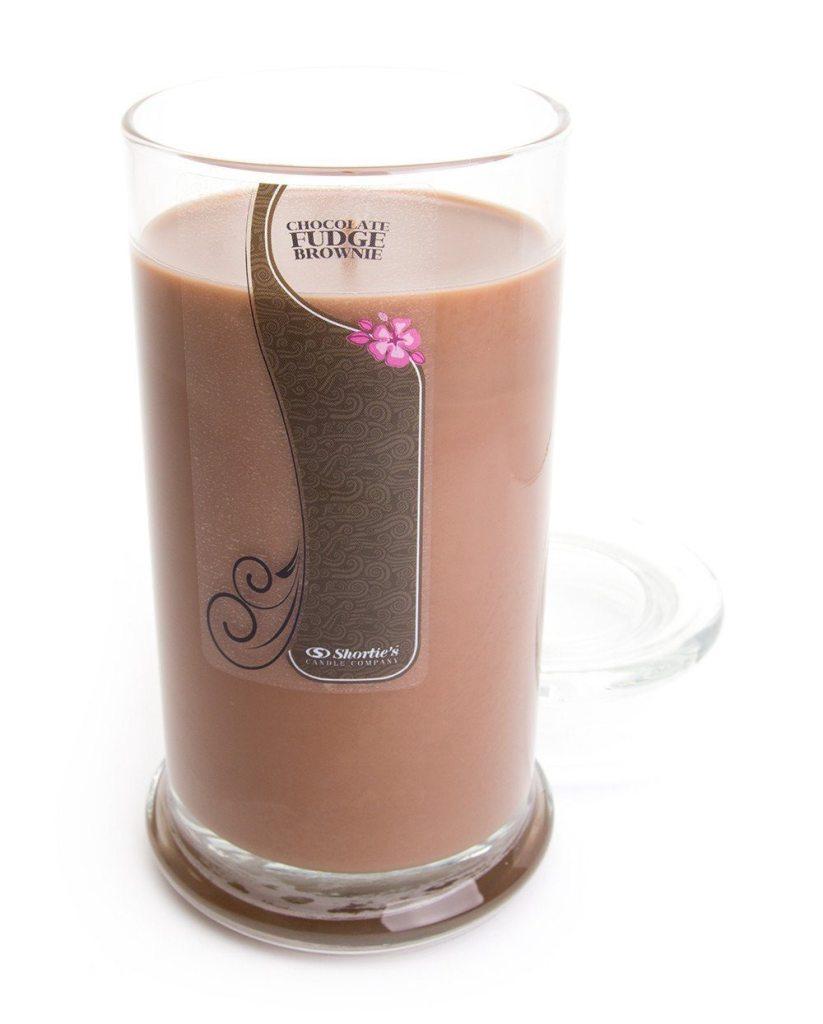 Chocolate Candle Mug