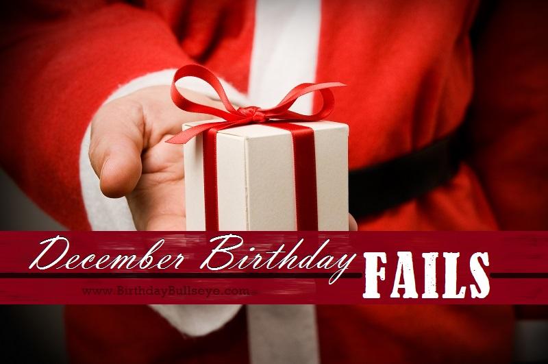 December Birthday Gift