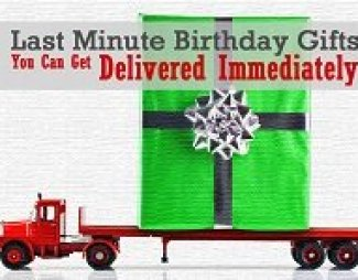 Last Minute Gifts Delivered
