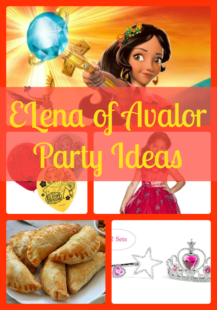 Feesten Speciale Gelegenheden Disney Elena Of Avalor Birthday Party Decorations Table Cup Plates Wall Banner Luxclusif Com