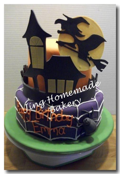 Halloween Themed Birthday CakeBest Birthday CakesBest