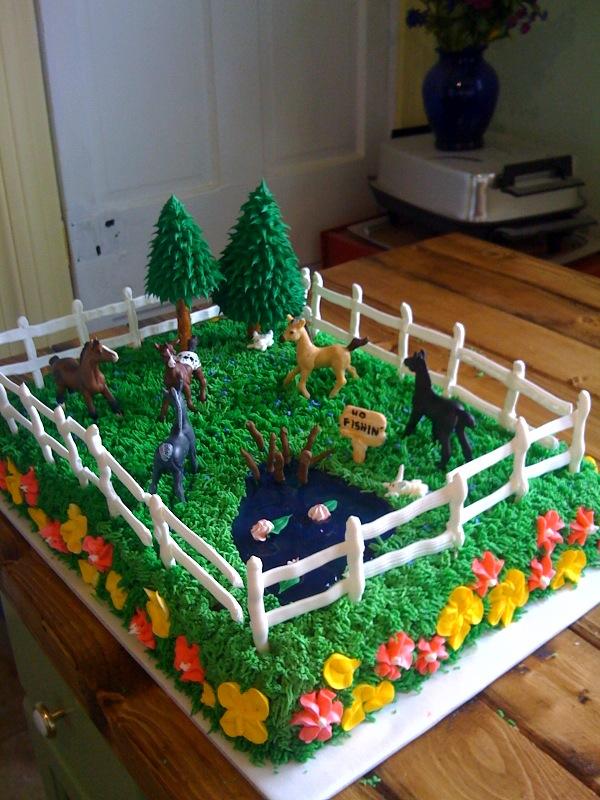 Pleasing Easy Birthday Cakes For Toddlers 1000 Images About Birthday Cakes Personalised Birthday Cards Veneteletsinfo