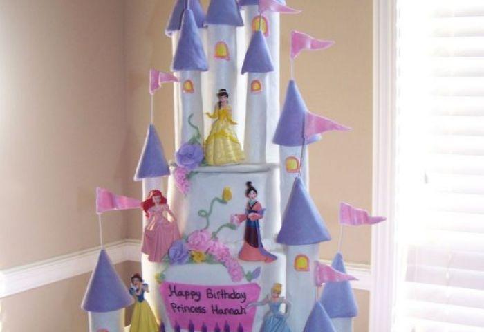 Princess Castle Cake Ideasbest Birthday Cakesbest Birthday Cakes