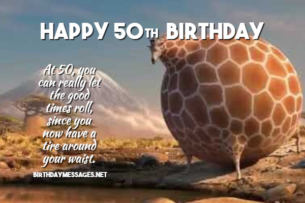 50th Birthday Wishes Quotes Happy 50th Birthday Messages