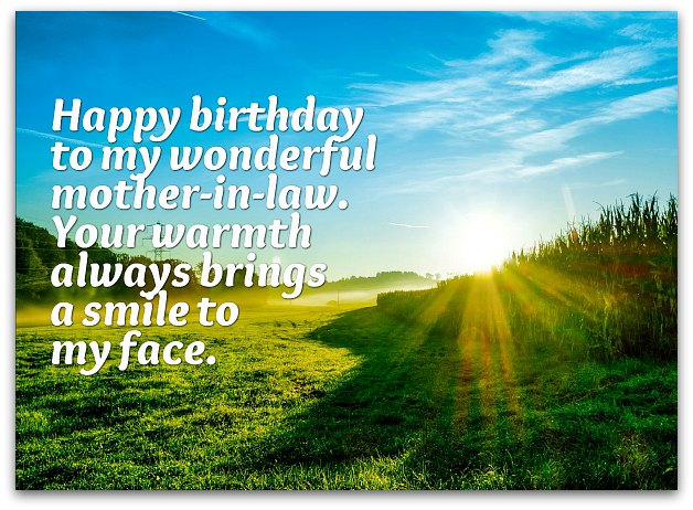 In Law Birthday Wishes Birthday Messages For In Laws