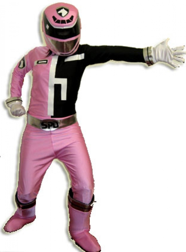 Power Rangers Birthday Party Characters