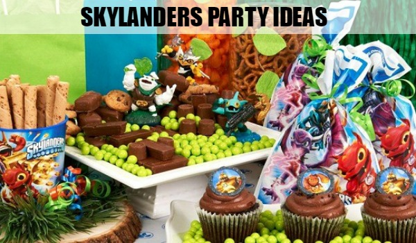 Skylanders Birthday Party Ideas Birthday Party Ideas For Kids