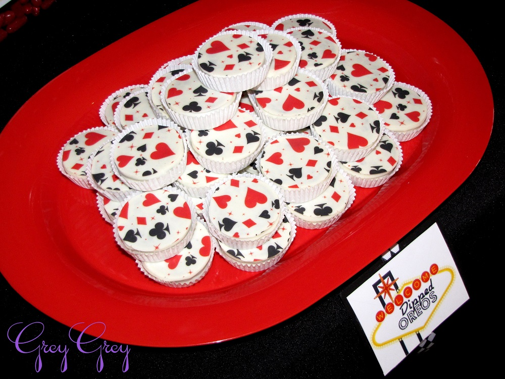 40Th Las Vegas Casino Birthday Party - Birthday Party -5874