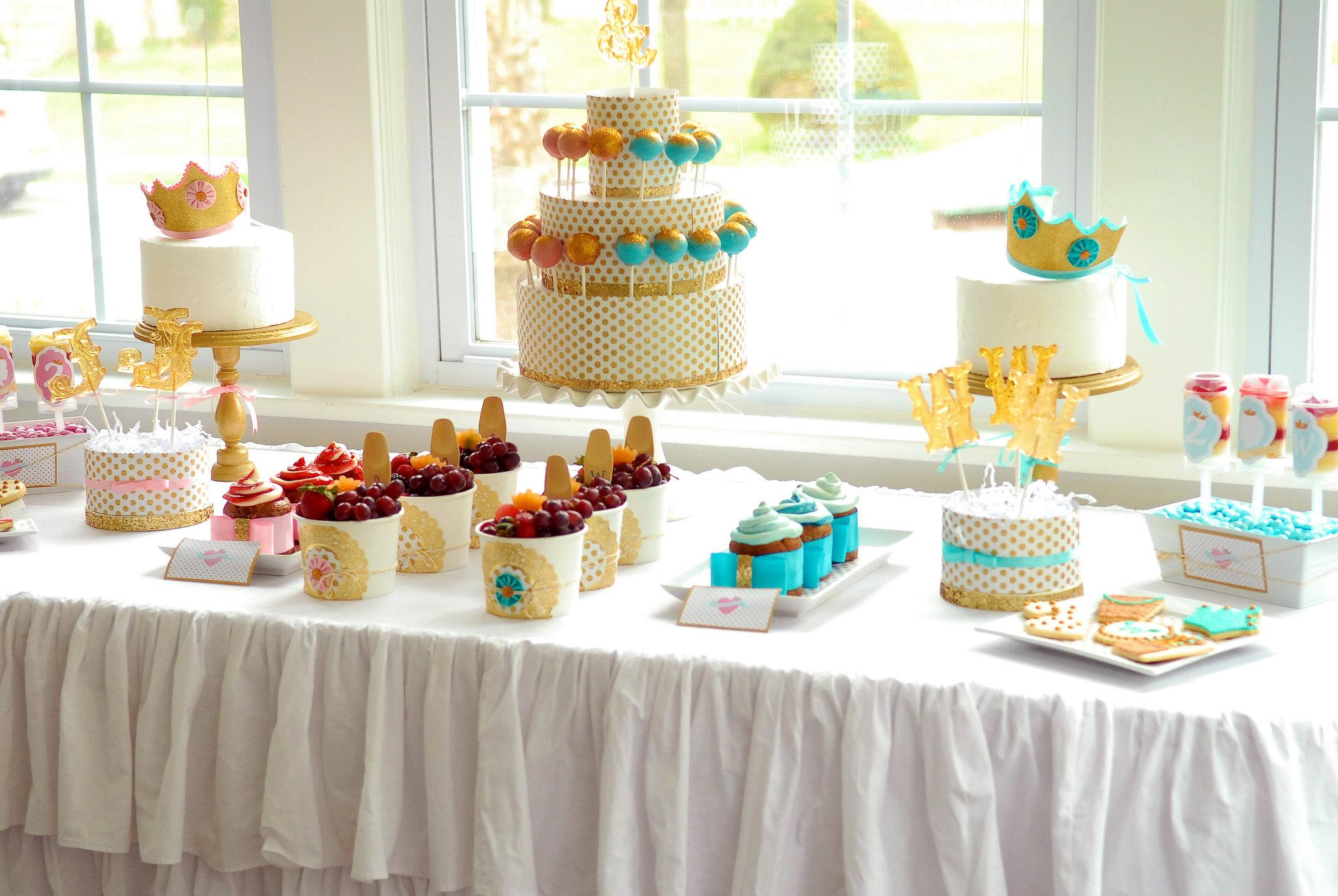 Jack Amp Jill Inspired Birthday Party Birthday Party Ideas