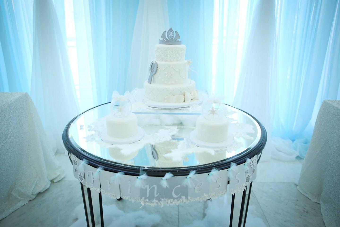 snow princess birthday birthday party ideas amp themes