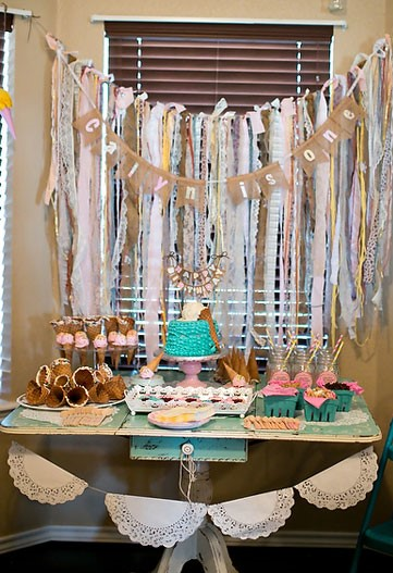 Ice Cream Shoppe Party Birthday Party Ideas Amp Themes