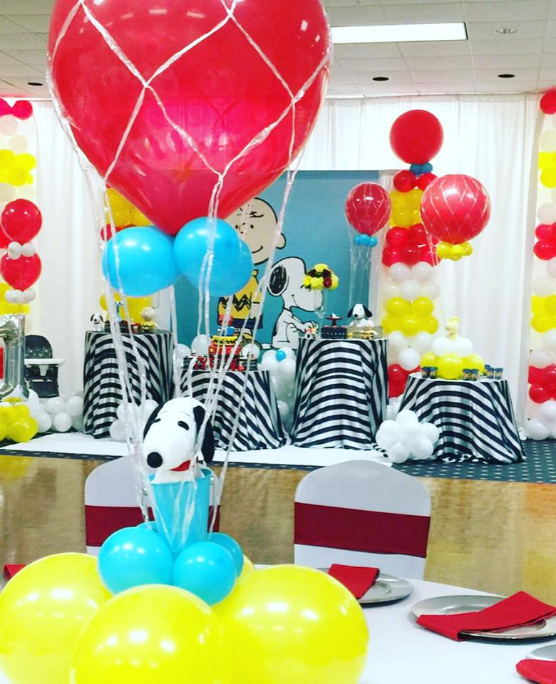Snoopy And Pals Birthday Birthday Party Ideas Amp Themes