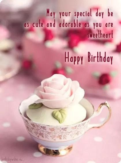Happy Birthday Love Romantic Birthday Wishes For Lover