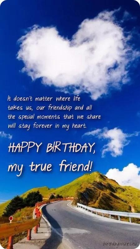 Happy Birthday Bestie Birthday Wishes For Best Friend With Images