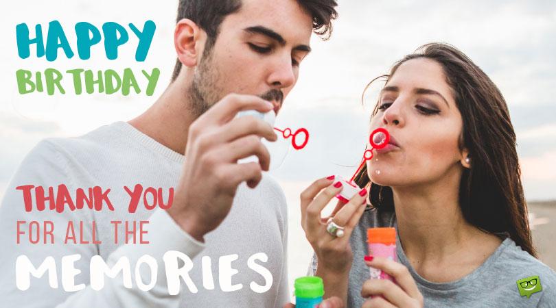 Birthday Wishes And Poems For My Ex Boyfriend
