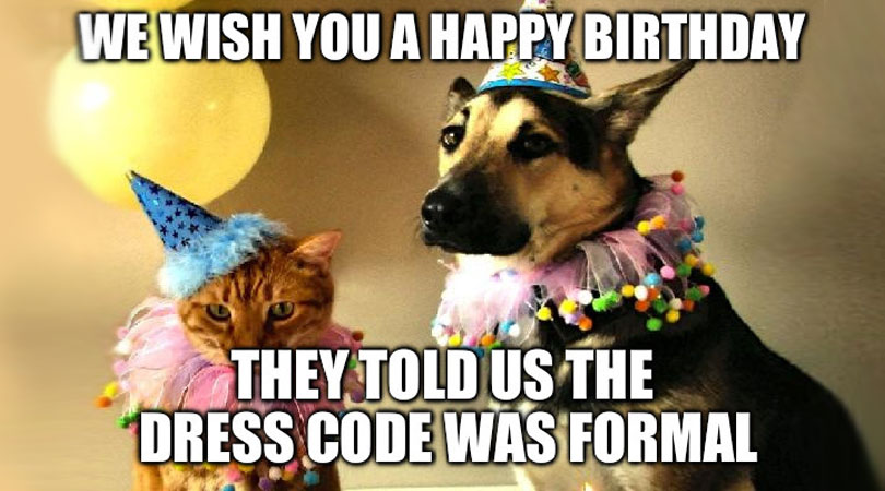 The Quest For The Most Hilarious Happy Birthday Meme